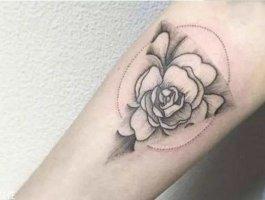 纹身痛不痛 纹身不同区域的疼痛感