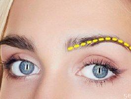 眉形怎么改 改眉形一定要洗眉吗