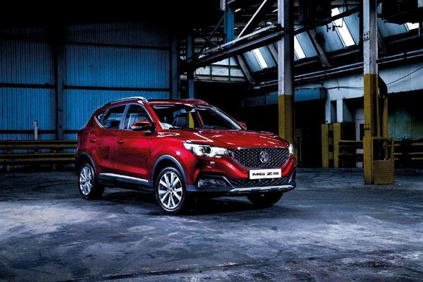2018年12月小型SUV销量排行榜 名爵ZS销量大涨获第二 小型SUV销量