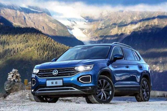 2019年9月中型SUV销量排行榜 上市一年大众探岳排第一 中型SUV销量