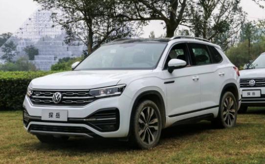 2019年10月中型SUV销量排行榜 大众探岳23990排名第一位 中型SUV销量