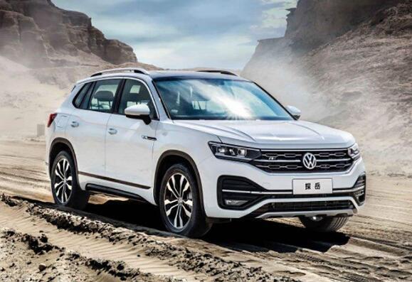 2019年6月中型SUV销量排行榜 大众探岳13023台夺第一 中型SUV销量