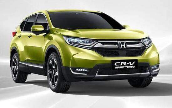 2019年6月紧凑型SUV销量排行榜 本田CR-V同比高涨102% 紧凑型SUV排行