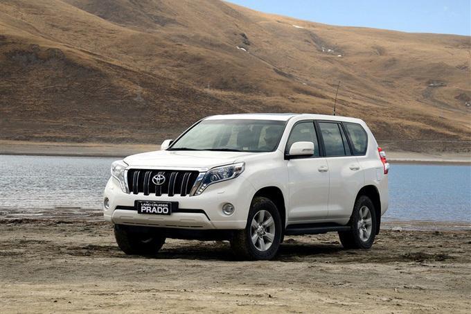 2018年9月大型SUV销量排行榜 普拉多销量上涨仍排第二 紧凑型SUV排行