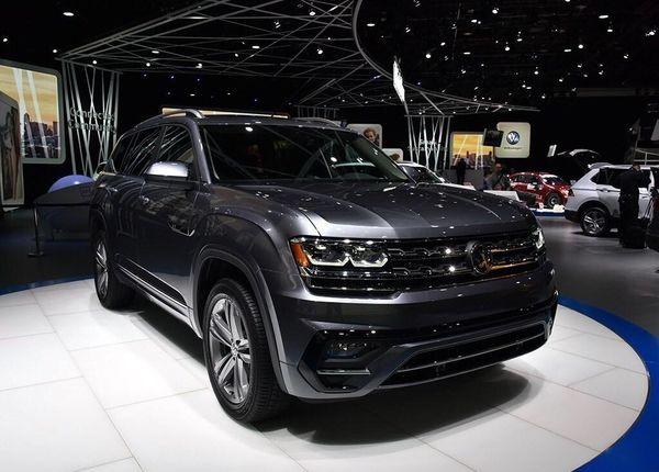 2018年7月大型SUV销量排行榜 冠军依旧大众途昂6227台 紧凑型SUV排行