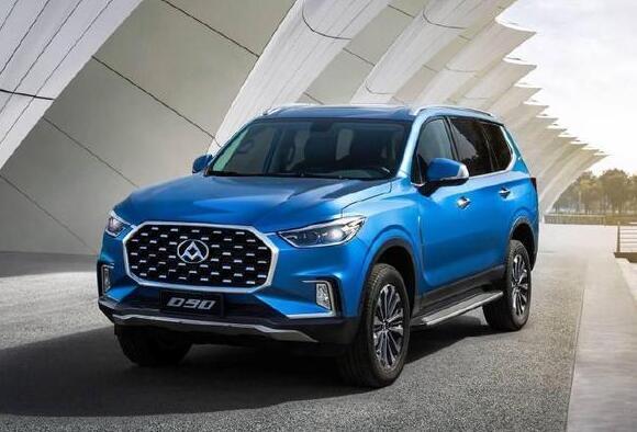 2018年5月上汽大通D90销量(426辆)15.67万的起售价超亲民 2018年5月上汽大通D90销量(426辆)15.67万的起售价超亲民 紧凑型SUV排行 第1张