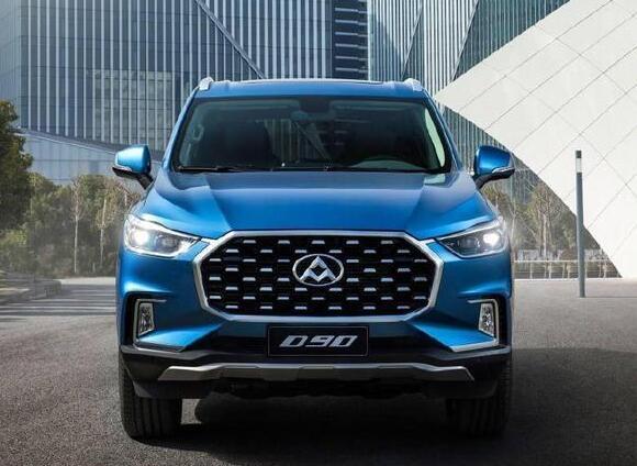 2018年5月上汽大通D90销量(426辆)15.67万的起售价超亲民 2018年5月上汽大通D90销量(426辆)15.67万的起售价超亲民 紧凑型SUV排行 第2张