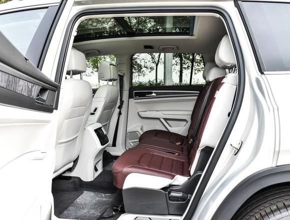 超大型suv尺寸最大suv,大众又出新款 超大型suv尺寸最大suv,大众又出新款 紧凑型SUV排行 第4张