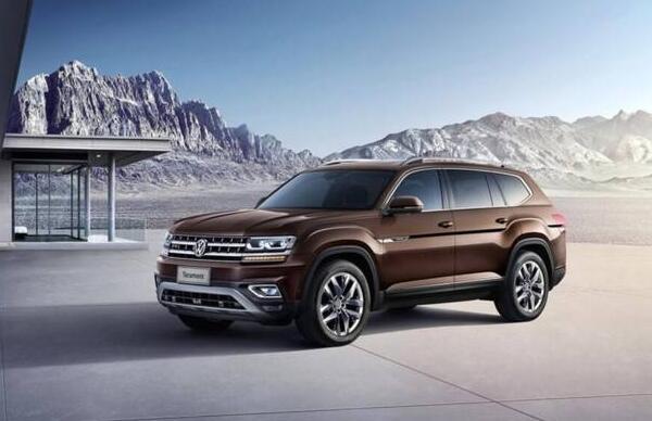 2019年4月大型SUV销量排行榜 全尺寸SUV大众途昂销量最多 紧凑型SUV排行