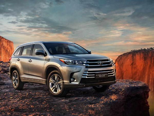 2018年8月七座SUV销量排行榜 汉兰达销量稳如泰山排名第二 七座SUV排行