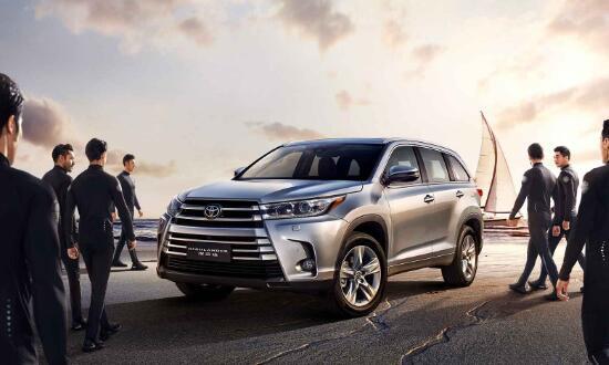 2019年7月7座SUV销量排行榜 途昂落到第三汉兰达排第一 七座SUV排行