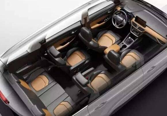最便宜合资7座suv,空间比肩汉兰达 最便宜合资7座suv,空间比肩汉兰达 七座SUV排行 第2张