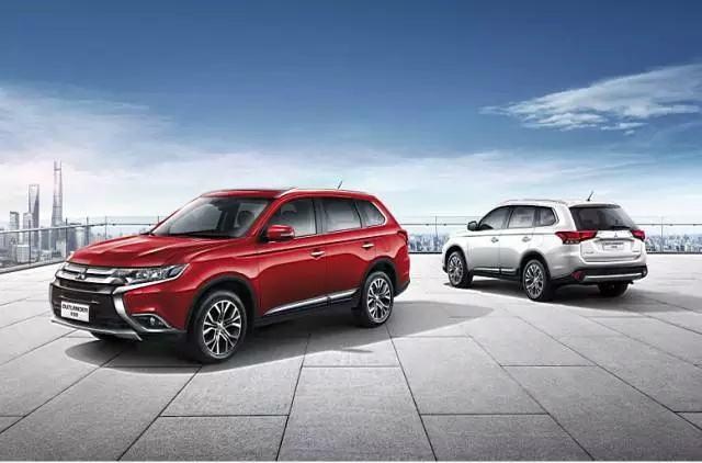 2019年3月七座SUV销量排行榜 三菱欧蓝德终于获得第一 七座SUV排行