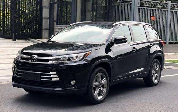 2019年6月7座SUV销量排行榜 汉兰达不敌途昂只排第二 七座SUV排行