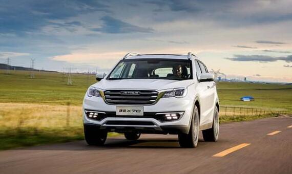 2019年8月10万SUV销量排行榜 捷途X7013698台销量排第一 10万SUV
