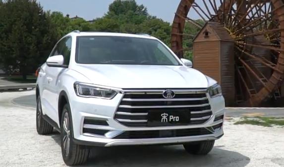 2019年10月10万SUV销量排行榜 比亚迪宋pro排第一捷途X70滑落到第六位 10万SUV