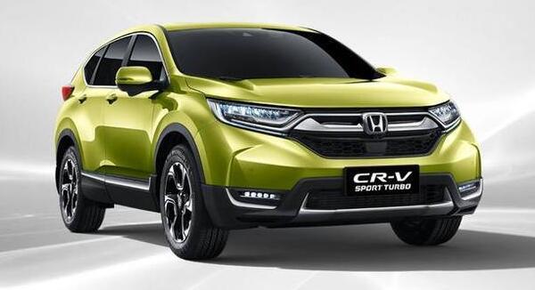 2019年6月20万SUV销量排行榜 本田CR-V同比上涨1万+ 20万SUV