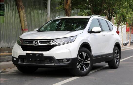 2019年9月20万SUV销量排行榜 本田CR-V 20451台销量第一 20万SUV