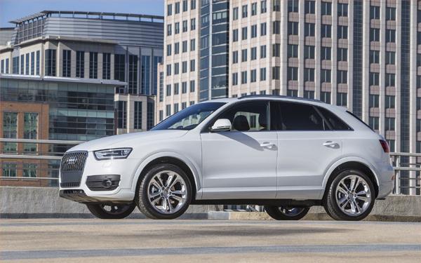 2018年8月30万SUV销量排行榜 奥迪Q3力压奔驰GLA获季军 30万SUV