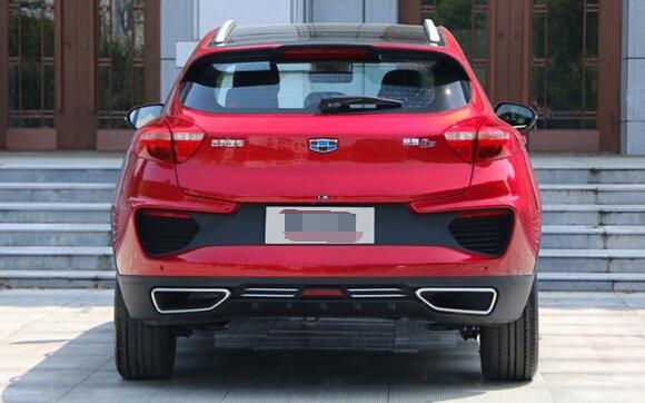 2018年5月吉利帝豪GS销量(12777辆),2018款吉利帝豪霸气来袭 2018年5月吉利帝豪GS销量(12777辆),2018款吉利帝豪霸气来袭 吉利SUV 第3张