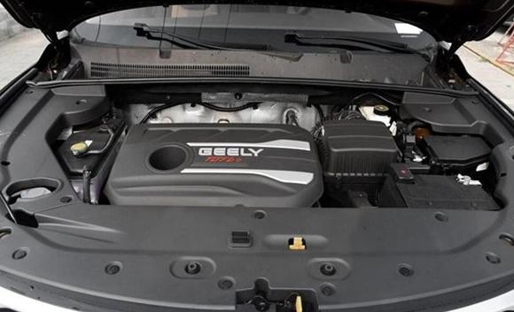 2018年5月吉利远景SUV销量(10285辆),远景SUV新摸样新魅力 2018年5月吉利远景SUV销量(10285辆),远景SUV新摸样新魅力 吉利SUV 第4张