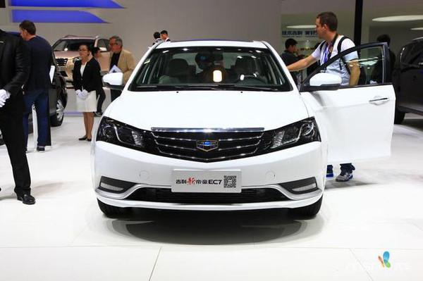 2015年9月最新吉利汽车车型销量数据排名 吉利SUV