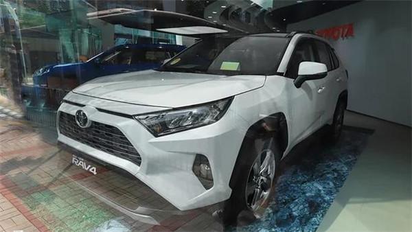 丰田RAV4五月销量 2019年5月销量12241辆(销量排名第9) 丰田RAV4五月销量 2019年5月销量12241辆(销量排名第9) SUV车型销量 第4张
