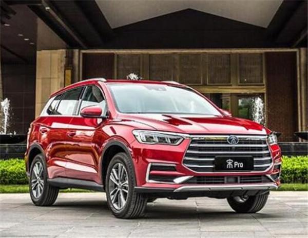 比亚迪宋pro八月销量 2019年8月销量10315辆(销量排名第20) 比亚迪宋pro八月销量 2019年8月销量10315辆(销量排名第20) SUV车型销量 第2张