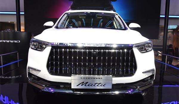 猎豹迈途Mattu一月销量有多少 2019年1月销量排名第128 猎豹迈途Mattu一月销量有多少 2019年1月销量排名第128 SUV车型销量 第2张