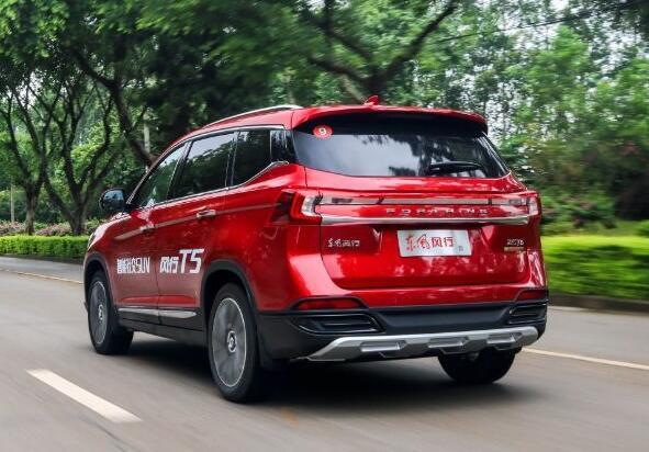 东风风行T5八月销量 2019年8月销量4800辆(销量排名第47) 东风风行T5八月销量 2019年8月销量4800辆(销量排名第47) SUV车型销量 第4张