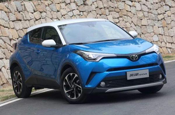 丰田奕泽IZOA五月销量 2019年5月销量4095辆(销量排名第53) 丰田奕泽IZOA五月销量 2019年5月销量4095辆(销量排名第53) SUV车型销量 第1张