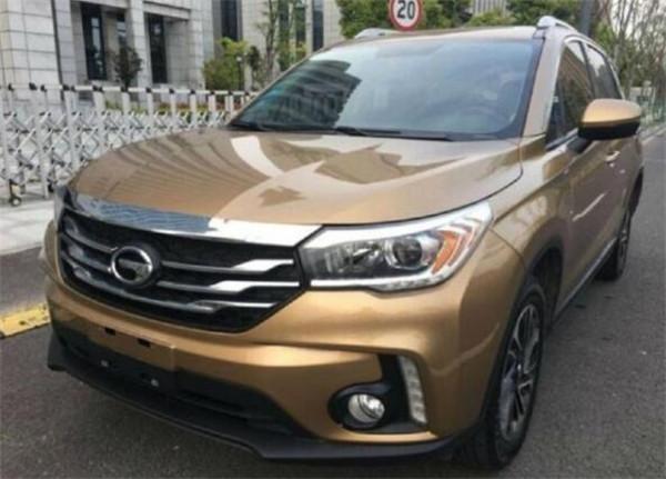 广汽传祺GS4八月销量 2019年8月销量8852辆(销量排名第25) 广汽传祺GS4八月销量 2019年8月销量8852辆(销量排名第25) SUV车型销量 第2张