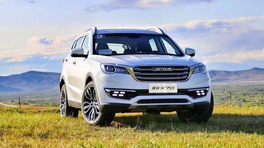 捷途X70八月销量 2019年8月销量13698辆(销量排名第9) 捷途X70八月销量 2019年8月销量13698辆(销量排名第9) SUV车型销量 第1张