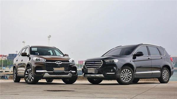 奇瑞瑞虎8八月销量 2019年8月销量7187辆(销量排名第19) 奇瑞瑞虎8八月销量 2019年8月销量7187辆(销量排名第19) SUV车型销量 第2张