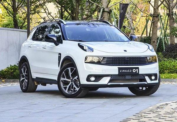 领克01八月销量 2019年8月销量4134辆(销量排名第56) 领克01八月销量 2019年8月销量4134辆(销量排名第56) SUV车型销量 第2张