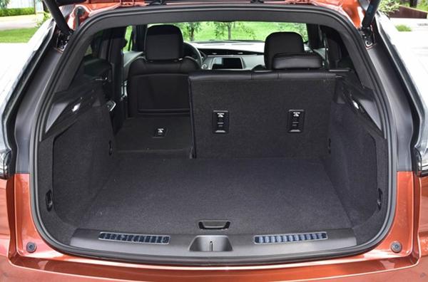 凯迪拉克XT4八月销量 2019年8月销量3109辆(销量排名第75) 凯迪拉克XT4八月销量 2019年8月销量3109辆(销量排名第75) SUV车型销量 第4张