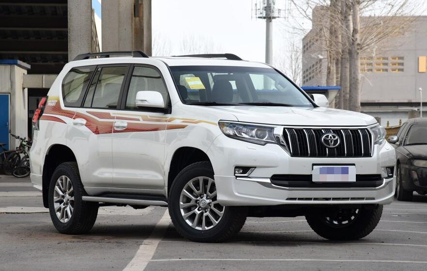 丰田普拉多八月销量 2019年8月销量2925辆(销量排名第78) 丰田普拉多八月销量 2019年8月销量2925辆(销量排名第78) SUV车型销量 第1张