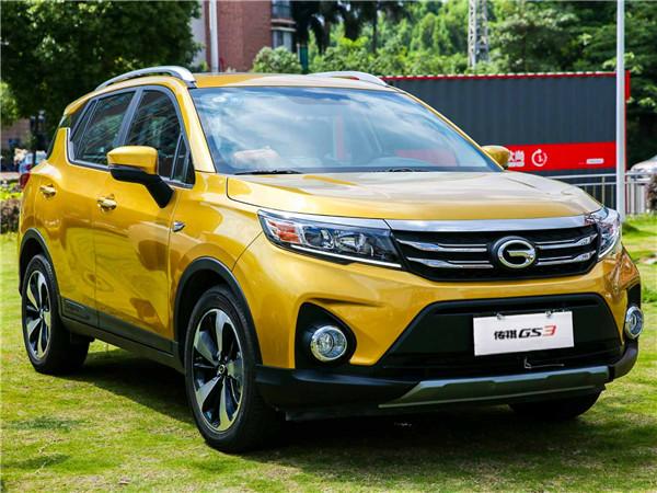 广汽传祺GS3八月销量 2019年8月销量5811辆(销量排名第43) 广汽传祺GS3八月销量 2019年8月销量5811辆(销量排名第43) SUV车型销量 第4张