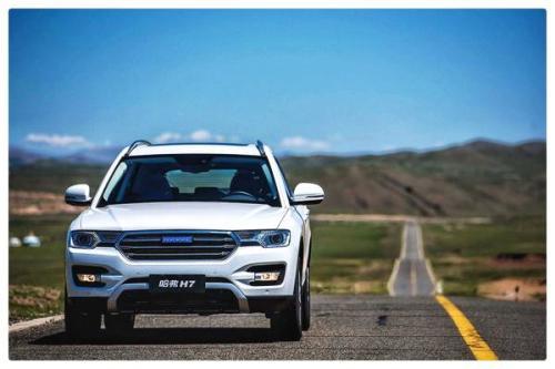 哈弗H6八月销量 2019年8月销量25097辆(销量排名第1) 哈弗H6八月销量 2019年8月销量25097辆(销量排名第1) SUV车型销量 第3张