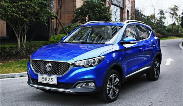 名爵ZS八月销量 2019年8月销量4918辆(销量排名第46) 名爵ZS八月销量 2019年8月销量4918辆(销量排名第46) SUV车型销量 第1张