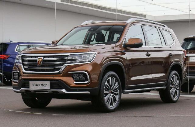 荣威RX8八月销量 2019年8月销量2285辆(销量排名第96) 荣威RX8八月销量 2019年8月销量2285辆(销量排名第96) SUV车型销量 第1张