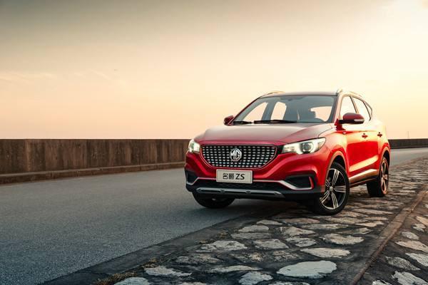 名爵ZS八月销量 2019年8月销量4918辆(销量排名第46) 名爵ZS八月销量 2019年8月销量4918辆(销量排名第46) SUV车型销量 第4张