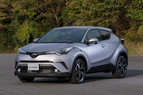 丰田C-HR八月销量 2019年8月销量5103辆(销量排名第45) 丰田C-HR八月销量 2019年8月销量5103辆(销量排名第45) SUV车型销量 第2张
