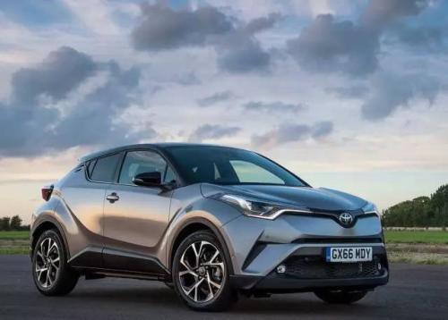 丰田C-HR八月销量 2019年8月销量5103辆(销量排名第45) 丰田C-HR八月销量 2019年8月销量5103辆(销量排名第45) SUV车型销量 第4张