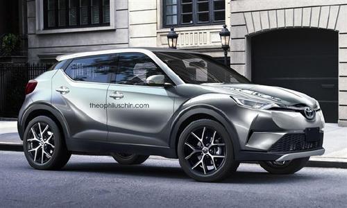 丰田C-HR八月销量 2019年8月销量5103辆(销量排名第45) 丰田C-HR八月销量 2019年8月销量5103辆(销量排名第45) SUV车型销量 第3张