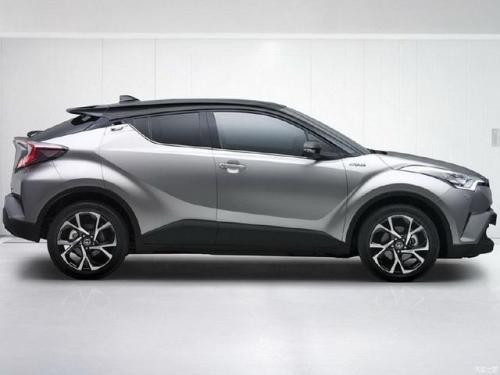 丰田C-HR八月销量 2019年8月销量5103辆(销量排名第45) 丰田C-HR八月销量 2019年8月销量5103辆(销量排名第45) SUV车型销量 第6张