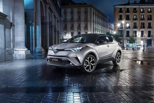 丰田C-HR八月销量 2019年8月销量5103辆(销量排名第45) 丰田C-HR八月销量 2019年8月销量5103辆(销量排名第45) SUV车型销量 第5张