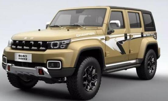 北京BJ40八月销量 2019年8月销量2005辆(销量排名第104) 北京BJ40八月销量 2019年8月销量2005辆(销量排名第104) SUV车型销量 第2张