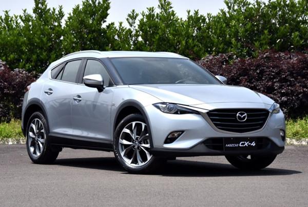 马自达CX-4八月销量 2019年8月销量4525辆(销量排名第52) 马自达CX-4八月销量 2019年8月销量4525辆(销量排名第52) SUV车型销量 第2张