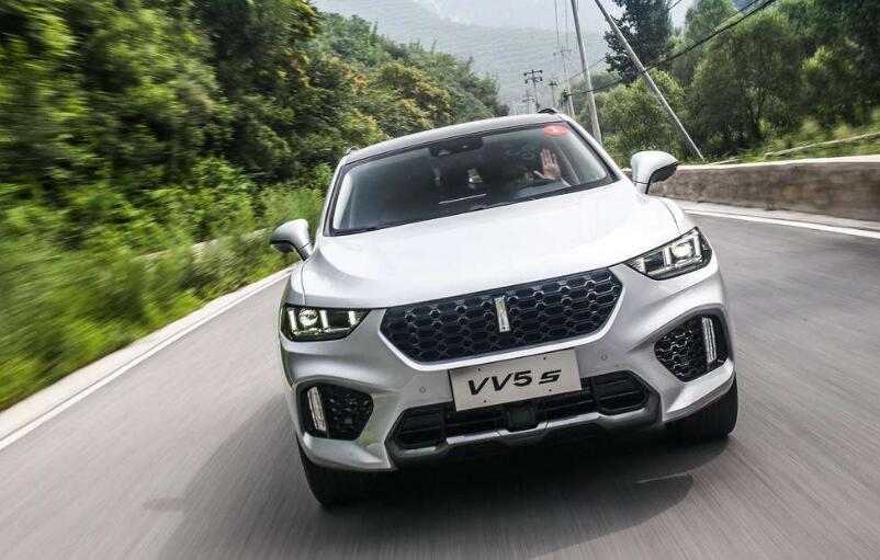 WEY VV5八月销量 2019年8月销量1450辆(销量排名第118) WEY VV5八月销量 2019年8月销量1450辆(销量排名第118) SUV车型销量 第4张